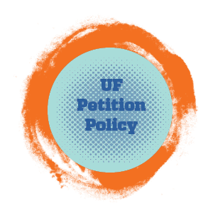Petitions - University of Florida